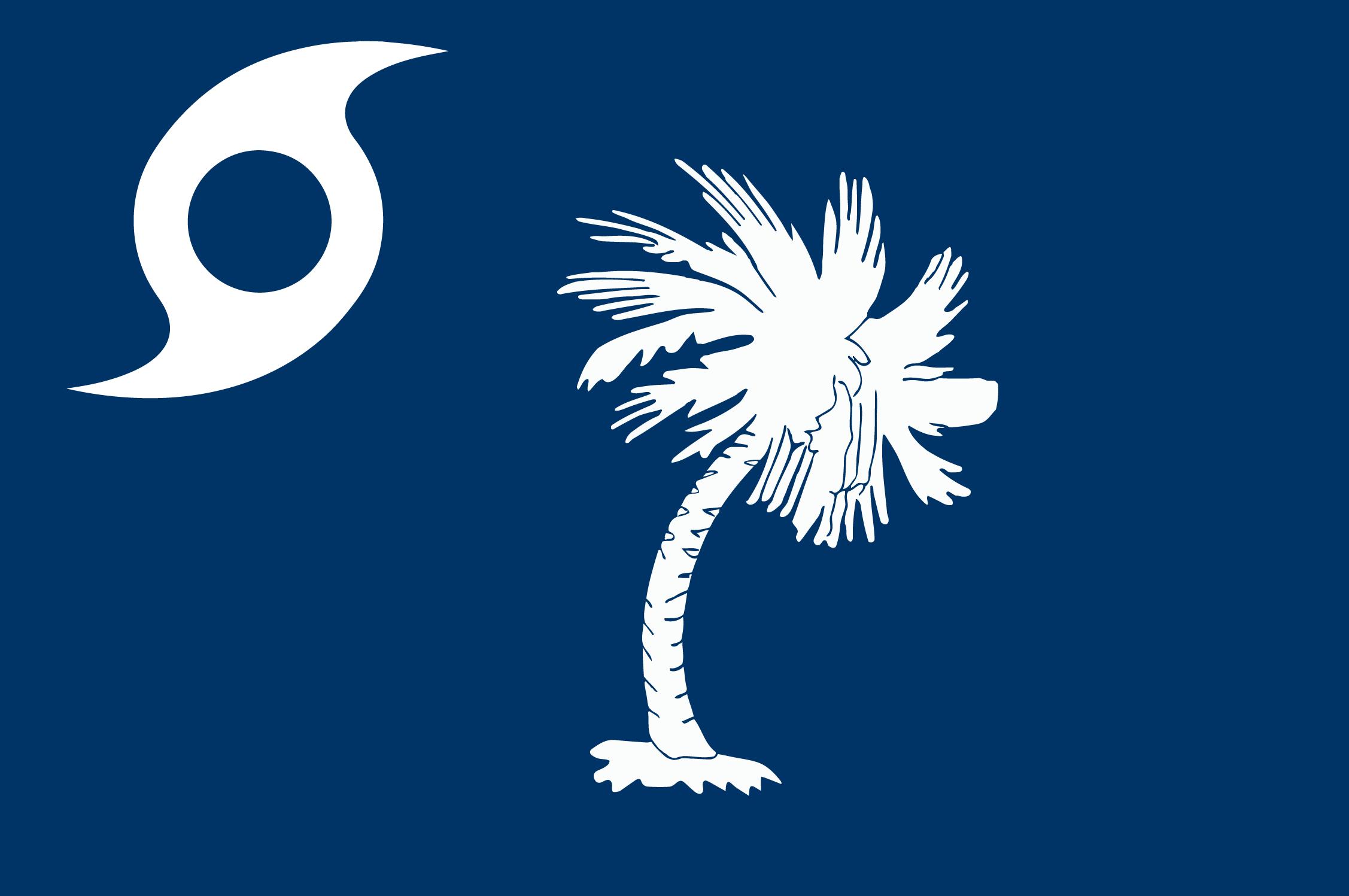 SC Hurricane Flag